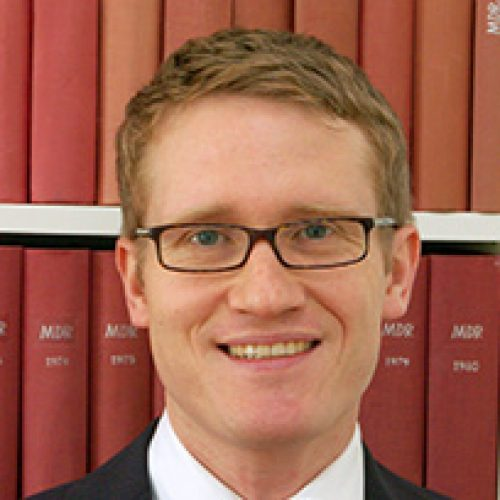 Rechtsanwalt Wolfgang Eckes